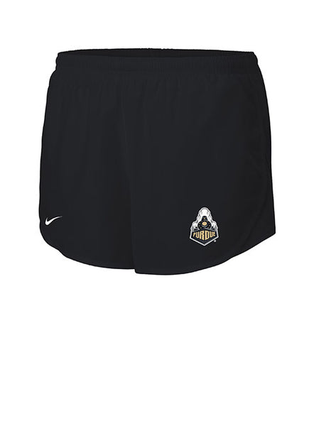 Ladies Purdue Nike Tempo Shorts, Click to See Larger Image
