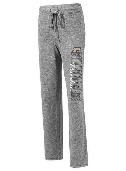 Ladies Purdue Marble Knit Pant, Click to See Larger Image