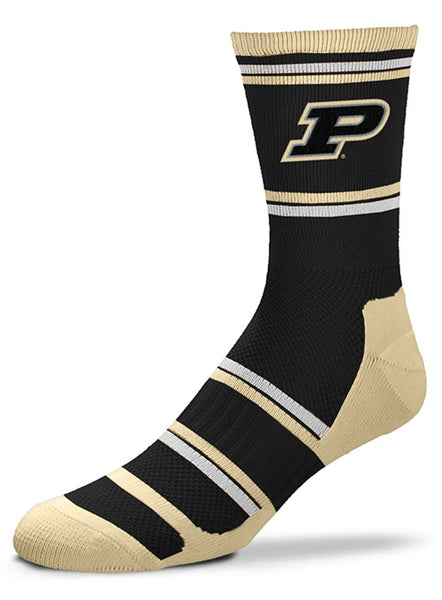 Purdue Performer Socks, Click to See Larger Image