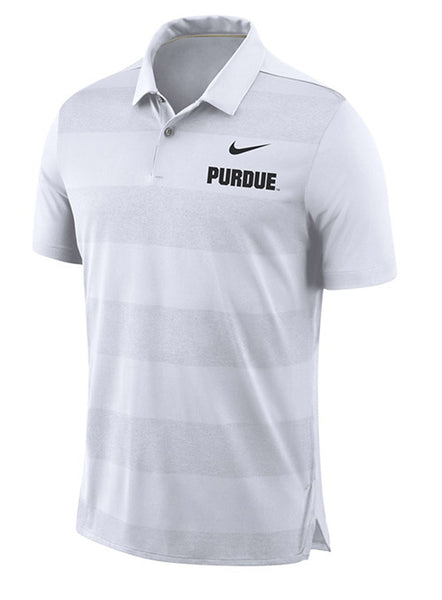 Purdue Nike Preseason Sideline Polo, Click to See Larger Image