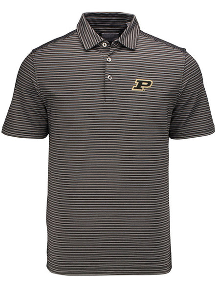 Purdue Tommy Bahama Rico Polo, Click to See Larger Image