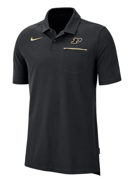 Purdue Nike Dri-FIT® Polo, Click to See Larger Image