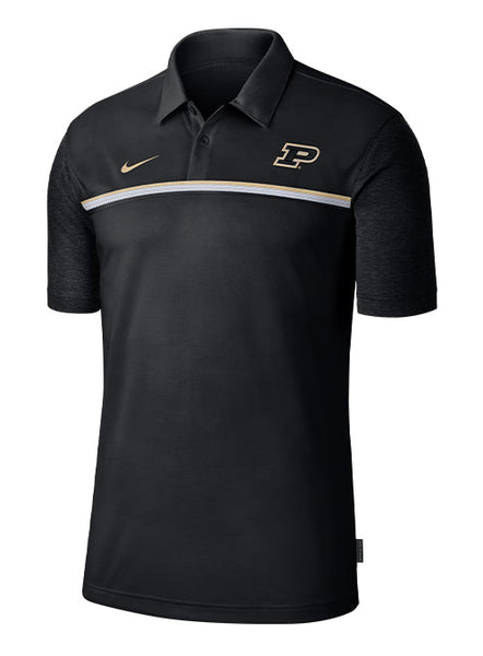 Purdue Nike Dry Polo, Click to See Larger Image