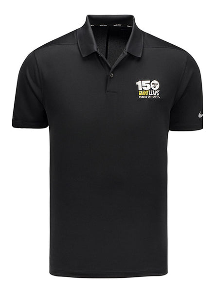 Purdue Nike 150th Anniversary Dri-FIT® Polo, Click to See Larger Image