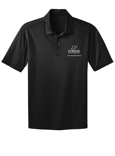Purdue School of Mechanical Engineering Polo, Click to See Larger Image