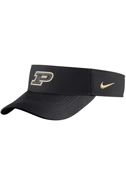 Purdue Nike Dri-FIT® Visor, Click to See Larger Image
