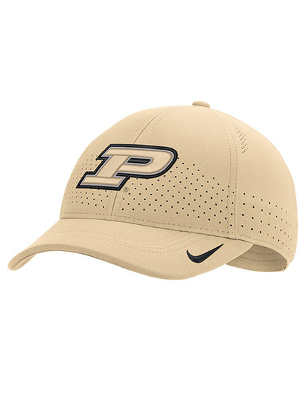 Purdue Nike Sideline Classic99 Dri-FIT® Flex Hat, Click to See Larger Image