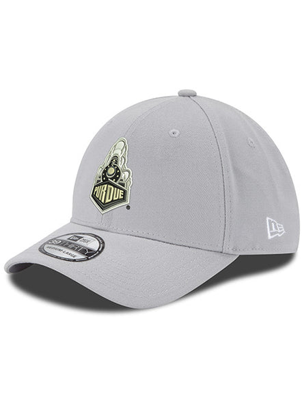Purdue New Era 39THIRTY Stretch Fit Flex Hat, Click to See Larger Image
