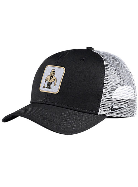 Purdue Nike Classic99 Trucker Hat, Click to See Larger Image