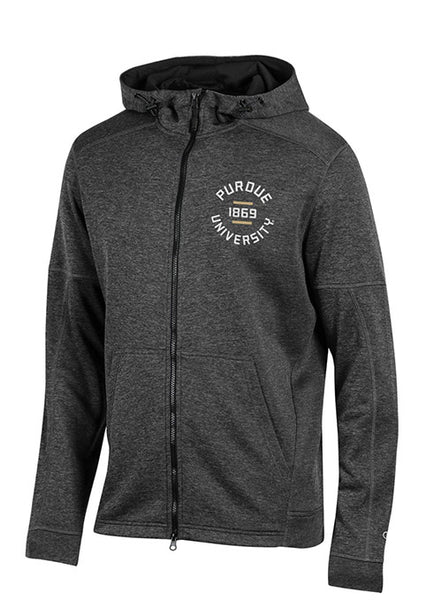 f5d16f0b16e8 Purdue Champion Spark Full Zip Hooded Jacket