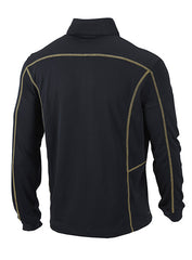 Purdue Columbia Shotgun 1/4 Zip Jacket