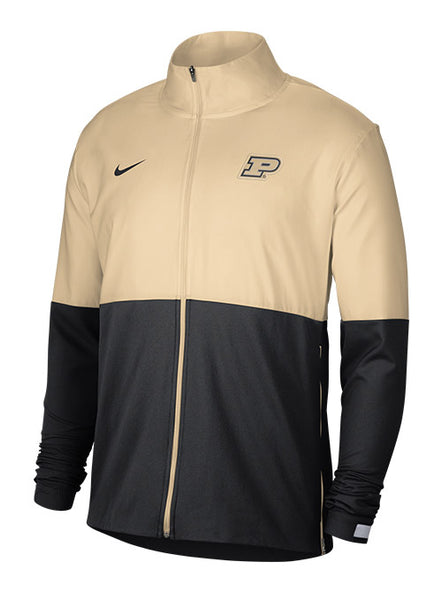 Purdue Nike  Dri-FIT® Full Zip Jacket, Click to See Larger Image