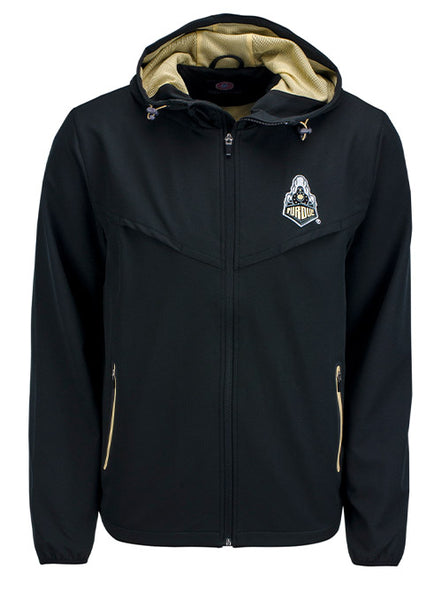 Purdue G-III Energy Lightweight Full Zip Jacket, Click to See Larger Image