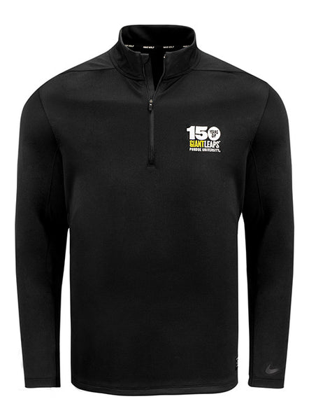 Purdue Nike 1/2 Zip 150th Anniversary Dri-FIT® Jacket, Click to See Larger Image