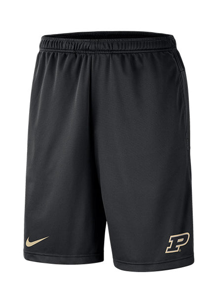 Purdue Nike Dry Coach Short, Click to See Larger Image