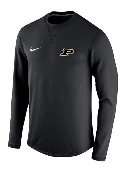 Purdue Nike Modern Crew Neck Sweatshirt, Click to See Larger Image