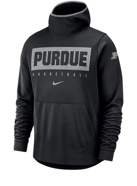 Purdue Nike Spotlight Hooded Sweatshirt, Click to See Larger Image