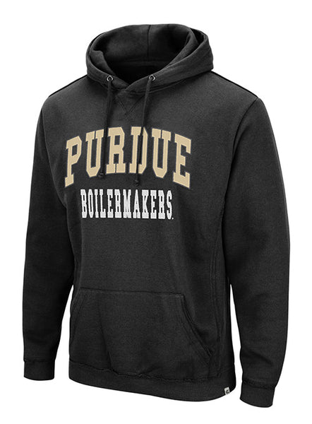 Purdue Rebel Alley Hooded Sweatshirt, Click to See Larger Image