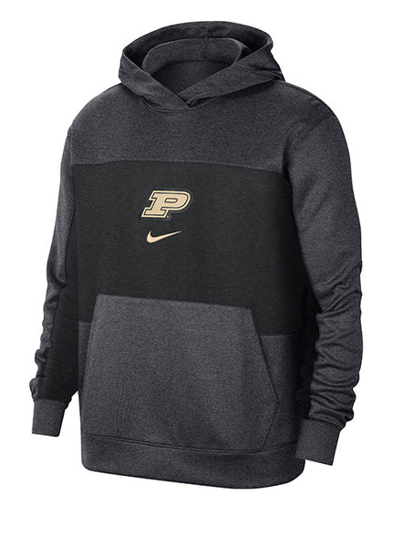 Purdue Nike Spotlight Hoodie, Click to See Larger Image