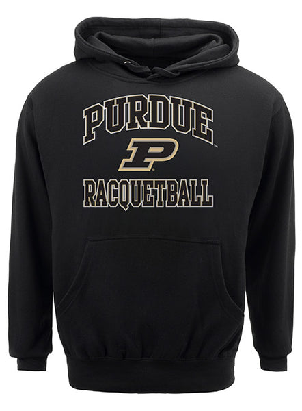 Purdue Classic Collegiate Racquetball Sweatshirt, Click to See Larger Image