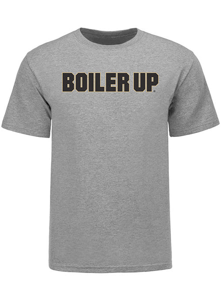 Purdue Boiler Up Wordmark T-Shirt, Click to See Larger Image