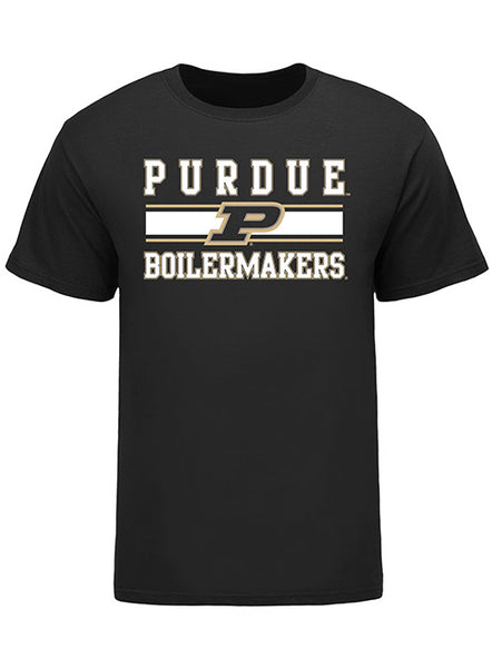 Purdue Classic Collegiate T-Shirt, Click to See Larger Image