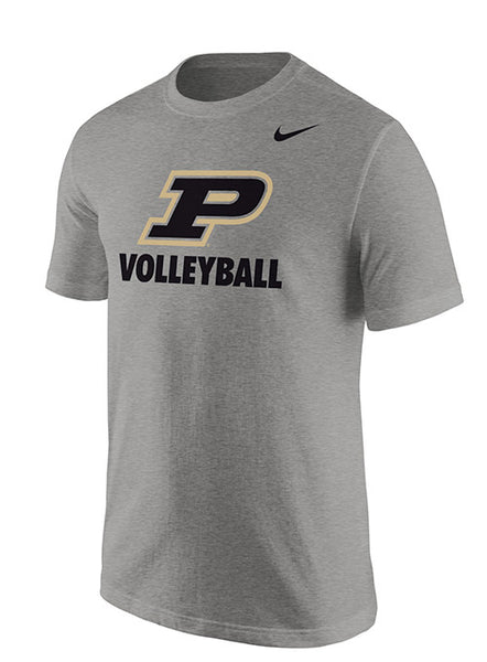 Purdue Nike Volleyball T-Shirt, Click to See Larger Image
