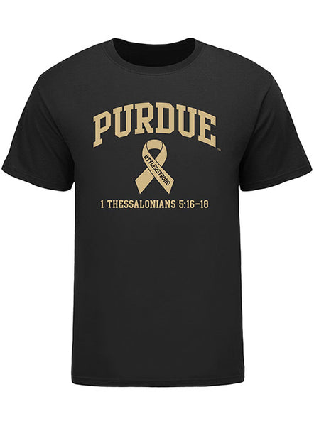 Purdue #TYLERSTRONG T-Shirt, Click to See Larger Image