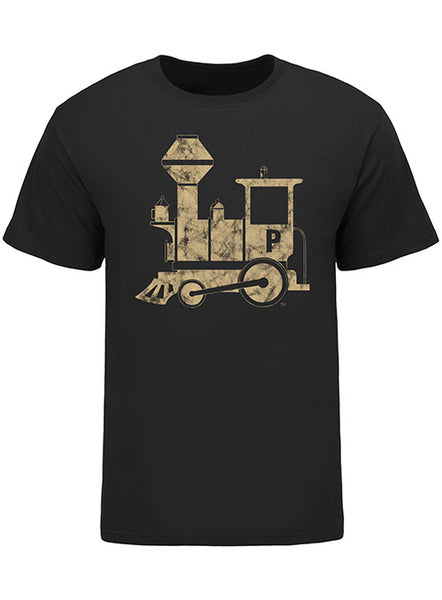 Purdue Boilermaker Special Legacy Logo T-Shirt, Click to See Larger Image