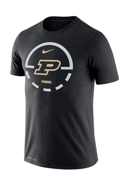 factory outlet premium selection popular stores Purdue Nike Dri-FIT® Basketball Key T-Shirt | Men's Purdue T-Shirts |  Purdue Team Store