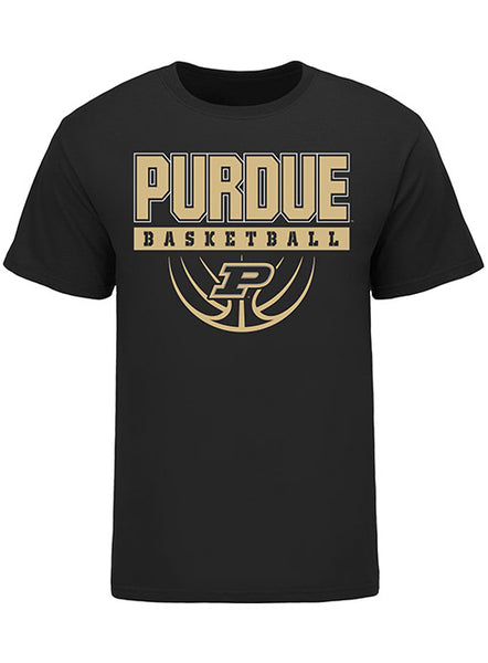 Purdue Basketball T-Shirt, Click to See Larger Image