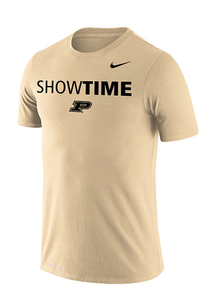 Nike Purdue Showtime Dri-FIT® T-Shirt, Click to See Larger Image