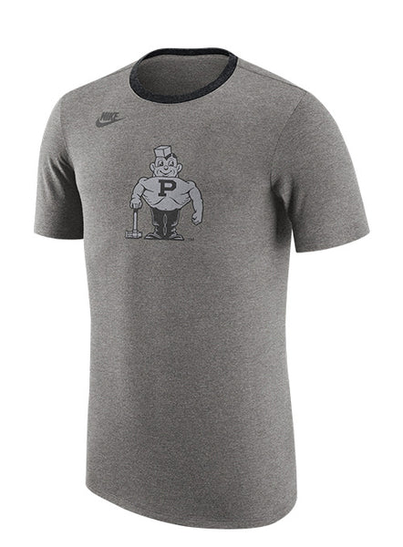 Purdue Nike Vault Logo T-Shirt, Click to See Larger Image