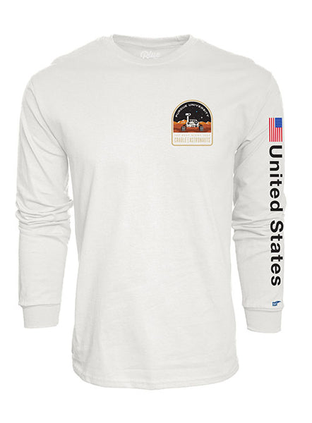 Purdue Mars Mission Long Sleeve T-Shirt, Click to See Larger Image