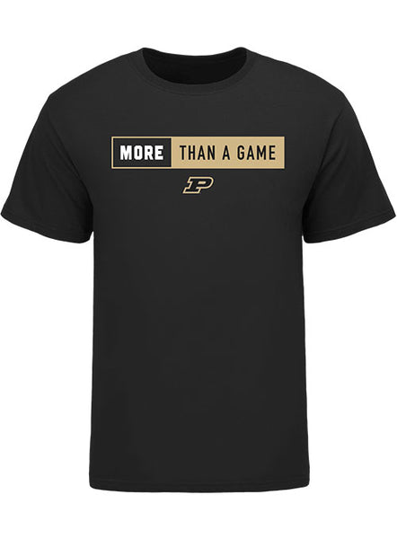 Purdue More Than A Game T-Shirt, Click to See Larger Image