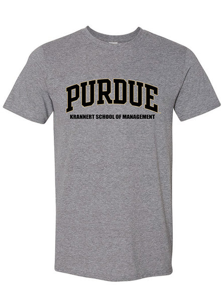 Purdue Krannert School of Management T-Shirt, Click to See Larger Image