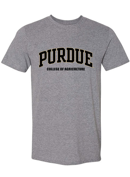 Purdue College of Agriculture T-Shirt, Click to See Larger Image