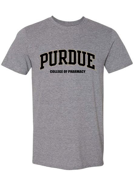 Purdue College of Pharmacy T-Shirt, Click to See Larger Image