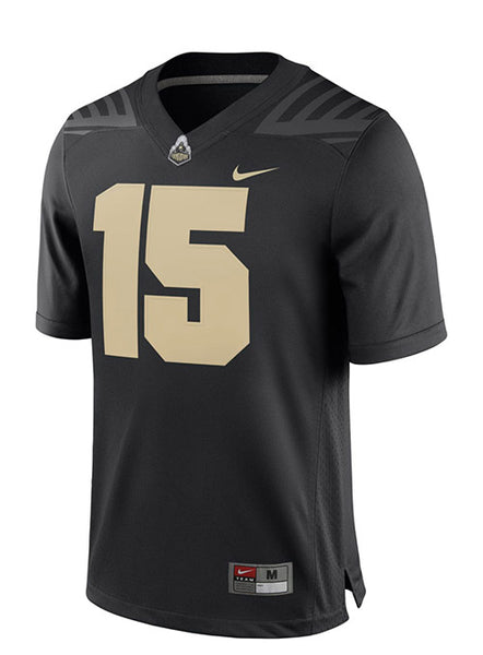 finest selection 49340 0be7a Purdue Nike #15 Football Jersey | Drew Brees | Purdue Team Store