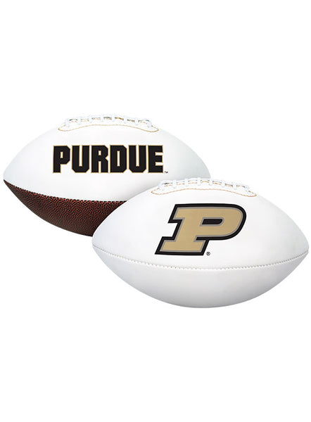Purdue Signature Series Football, Click to See Larger Image