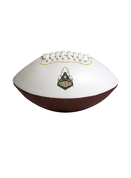 Purdue Mini Signature Football