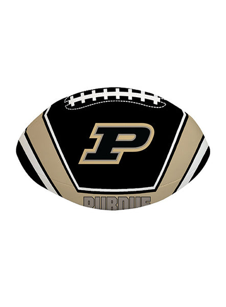 Purdue Goal Line Softee Football, Click to See Larger Image