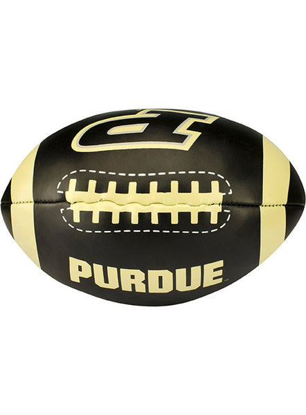 Purdue Quick Toss Softee Football, Click to See Larger Image