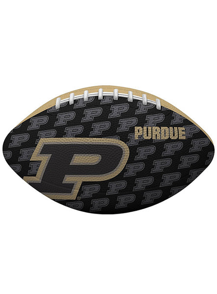 Purdue Gridiron Junior Size Football, Click to See Larger Image