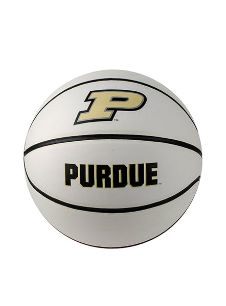Purdue Signature Series Full Size Basketball, Click to See Larger Image