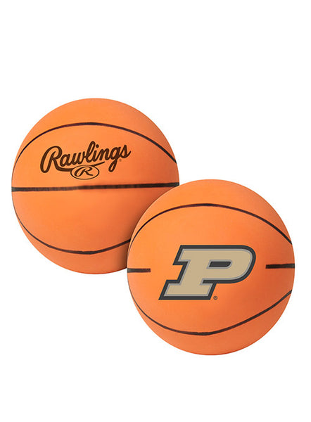 Purdue Big Fly Rubber Bounce Ball, Click to See Larger Image