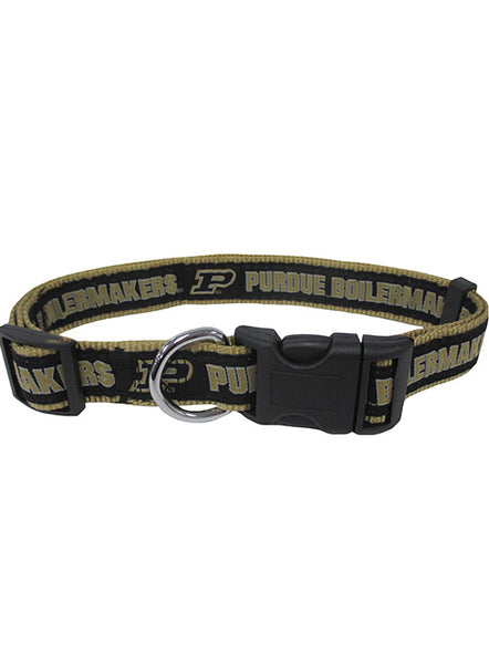 Purdue Pet Collar, Click to See Larger Image