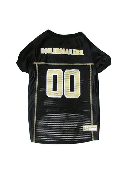 Purdue Pet Jersey, Click to See Larger Image