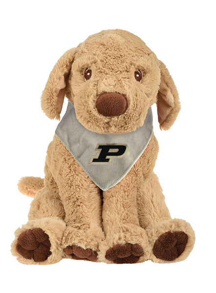 Purdue Plush Puppy, Click to See Larger Image