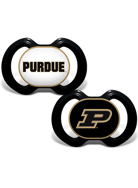 Purdue Pacifier 2-Pack, Click to See Larger Image